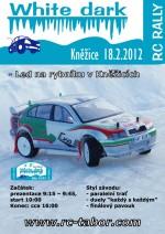 Plakát 3. White Dark RC Rally