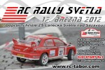 Plakát 3.RC Rally Světlá