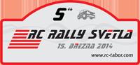 5. RC Rally Světlá