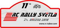 11. RC Rally Svetla