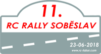 11. RC Rally Sobeslav