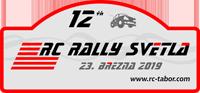 12. RC Rally Svetla