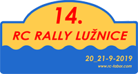 Logo 14. RC Rally Luznice