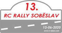 Logo 13. RC Rally Sobeslav