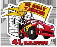 Logo 41. RC Rally Tábor