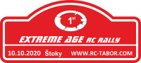 Logo 1st EXTREME AGE RC Rally