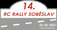 Logo 14. RC Rally Soběslav