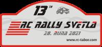 Logo 13. RC Rally Světlá
